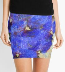 Vandas in Bloom Mini Skirt
