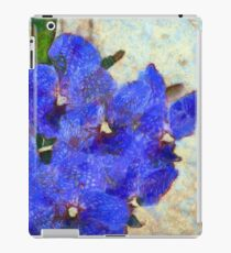 Vandas in Bloom iPad Case/Skin
