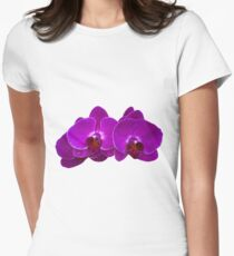Fuchsia Phalaenopsis Women's Fitted T-Shirt