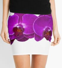 Fuchsia Phalaenopsis Mini Skirt