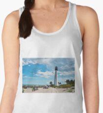 Lighthouse Beach Women's Tank Top