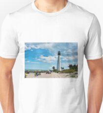 Lighthouse Beach Unisex T-Shirt