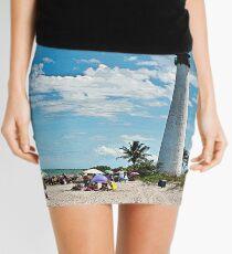 Lighthouse Beach Mini Skirt
