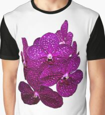 Orchids #9 Graphic T-Shirt