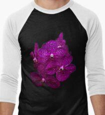 Orchids #9 Men's Baseball ¾ T-Shirt