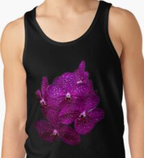 Orchids #9 Tank Top