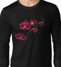 Orchids #8 Long Sleeve T-Shirt