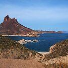 Bahía árida by Richard G Witham