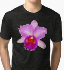 Orchid #7 Tri-blend T-Shirt