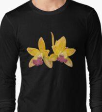 Orchids #6 Long Sleeve T-Shirt