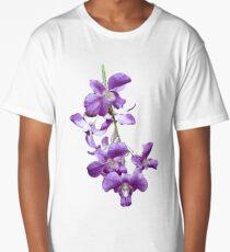 Orchids #2 Long T-Shirt