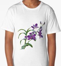 Orchids #1 Long T-Shirt