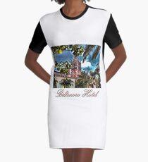 Biltmore Hotel Graphic T-Shirt Dress
