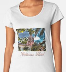 Biltmore Hotel Women's Premium T-Shirt