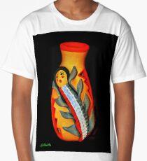 Corn Maiden Long T-Shirt