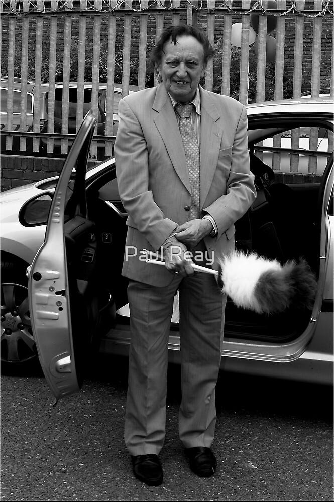 Ken Dodd 2 by Paul Reay