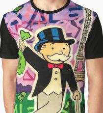 Monop in Paris Graphic T-Shirt