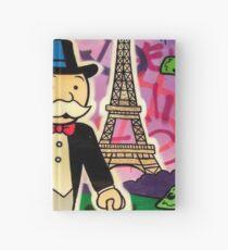 Monop in Paris Hardcover Journal
