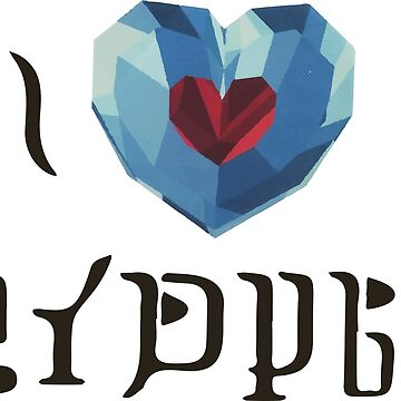 I Love Hyrule by ippoM