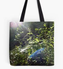 Sun Struck Forest Tote Bag