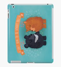Can't Bear To Be Without You Valentine's Day iPad Case/Skin