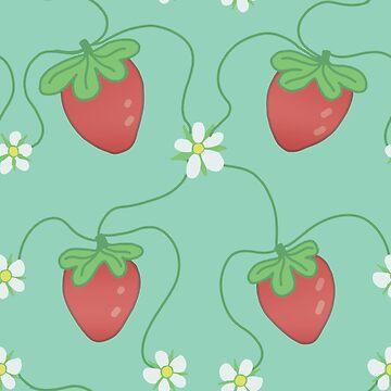 Sweet Strawberries by HungryRam45