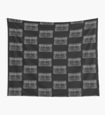 Punk Rock Music Cassette Tape Wall Tapestry