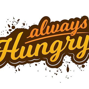 Always Hungry by zoljo