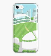 Space Cricket iPhone Case/Skin