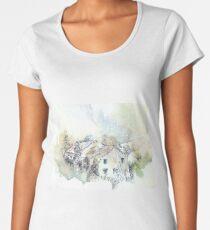 Abandoned house Women's Premium T-Shirt