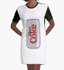 diet coke Graphic T-Shirt Dress