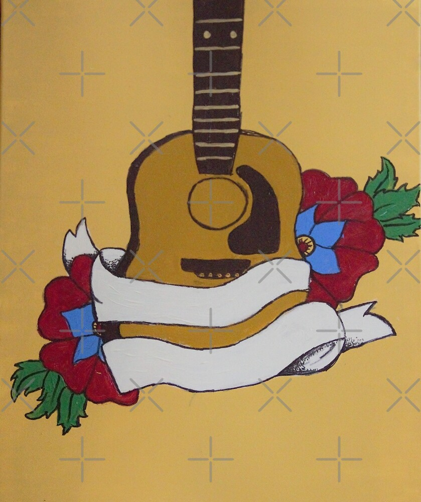 Guitar ad lib by meanwhileraven