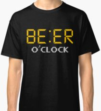 Beer O'Clock Classic T-Shirt