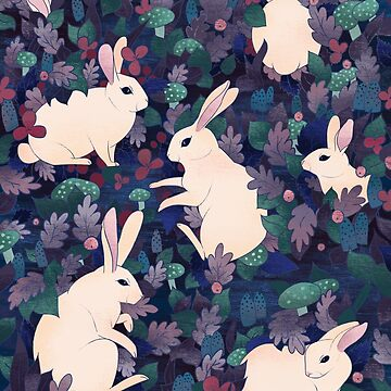 Rabbits by beesants