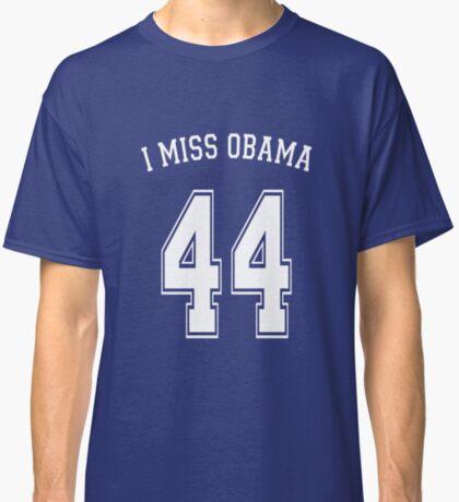 I Miss Obama 44 Classic T-Shirt