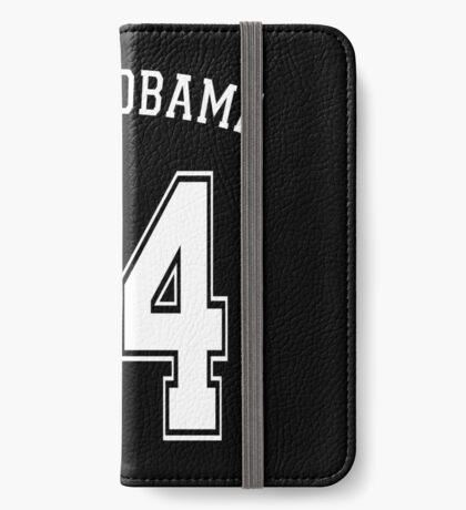 I Miss Obama 44 iPhone Wallet