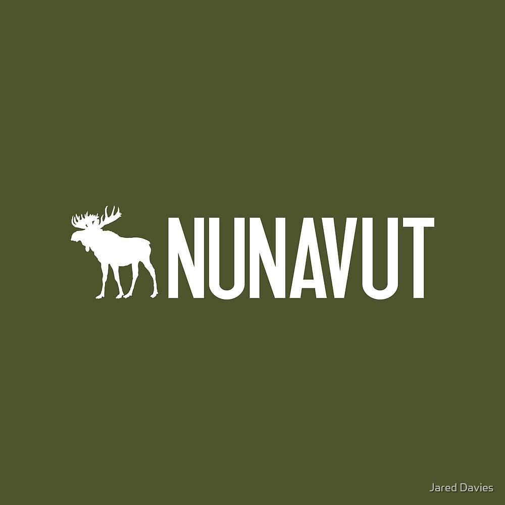Nunavut Moose by MilitaryCandA