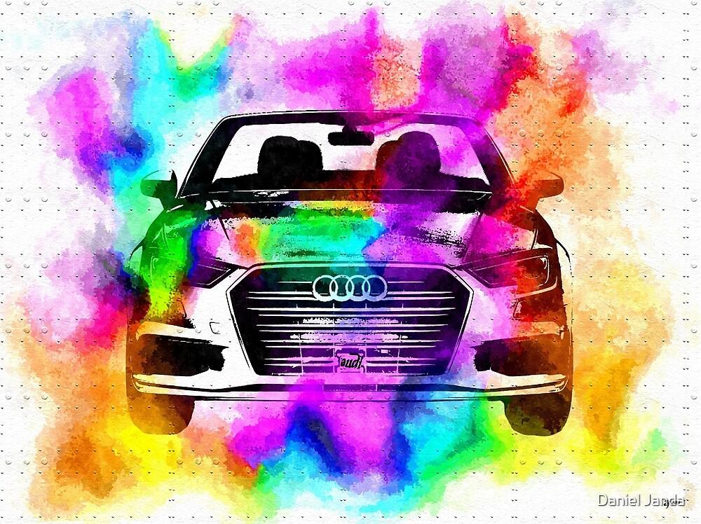Audi A3 Cabriolet by Daniel Janda