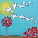 Formation Flight by Jo Conlon