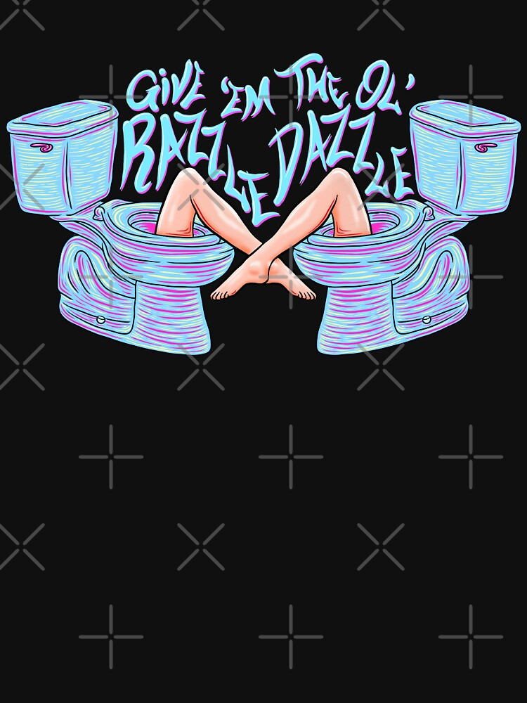 Give 'Em The Ol' Razzle Dazzle by Rekanize