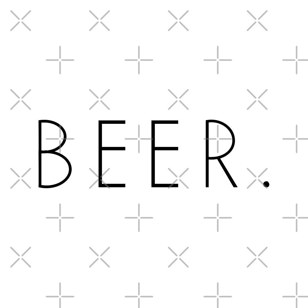 Beer. (B) by Pentamoby