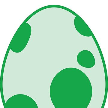 Green Pokemon Egg Hatching Oh?  by snidget