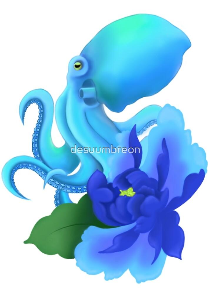 Octopus by desuumbreon