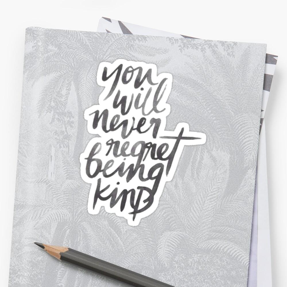 Kindness Sticker by MaddieMJF