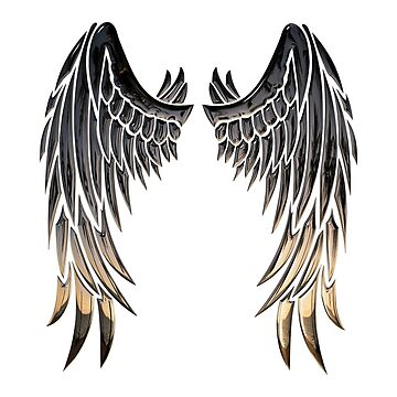 angel wings by lured
