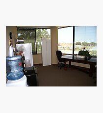 Breakroom Photographic Print