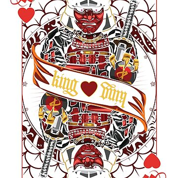 King of Hearts by pavelomg