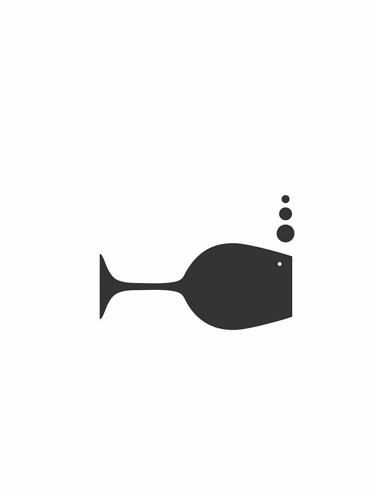 Fish and Wine by nileshkikuchise