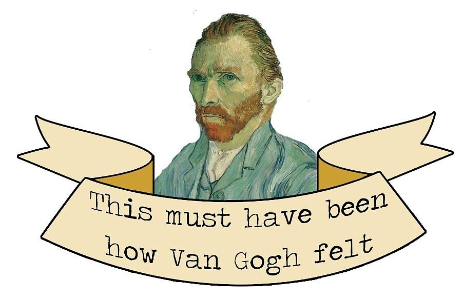Same Van Gogh, Same by Shitatuni