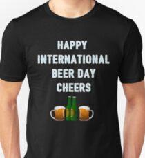 BEER LOVERS T-SHIRT / INTERNATIONAL BEER DAY Unisex T-Shirt